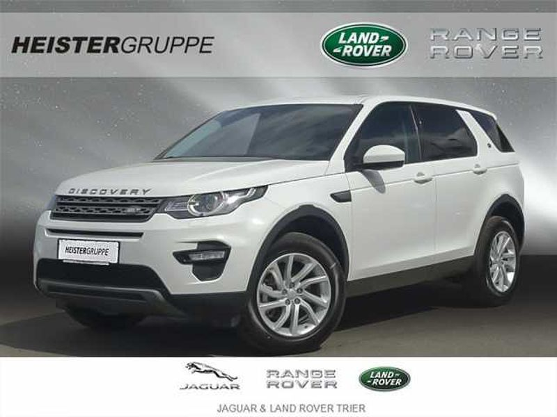 Land Rover Discovery Sport TD4 SE *APPROVED*