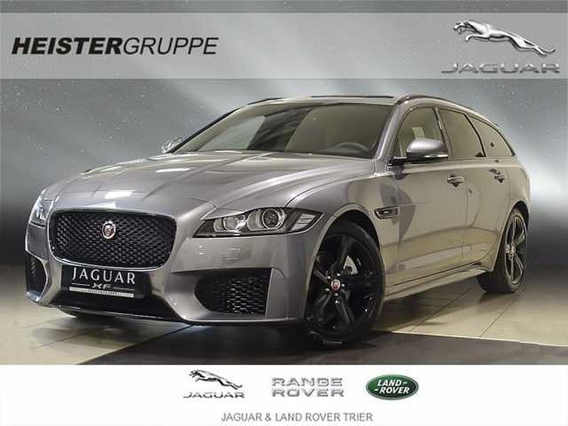 Jaguar XF 20d AWD Sportbrake Chequered Flag *UPE 71.139 EUR*