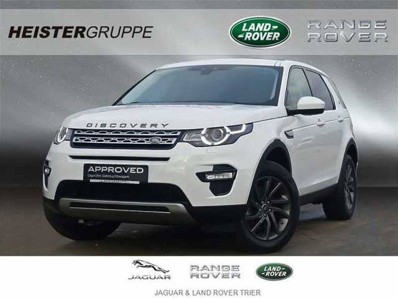 Land Rover Discovery Sport TD4 HSE *APPROVED*