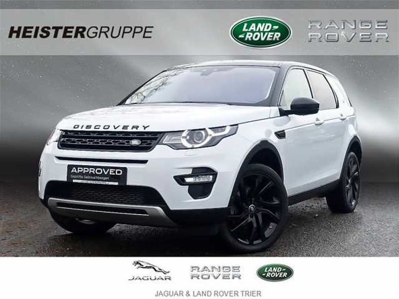 Land Rover Discovery Sport SD4 HSE Luxury *APPROVED*