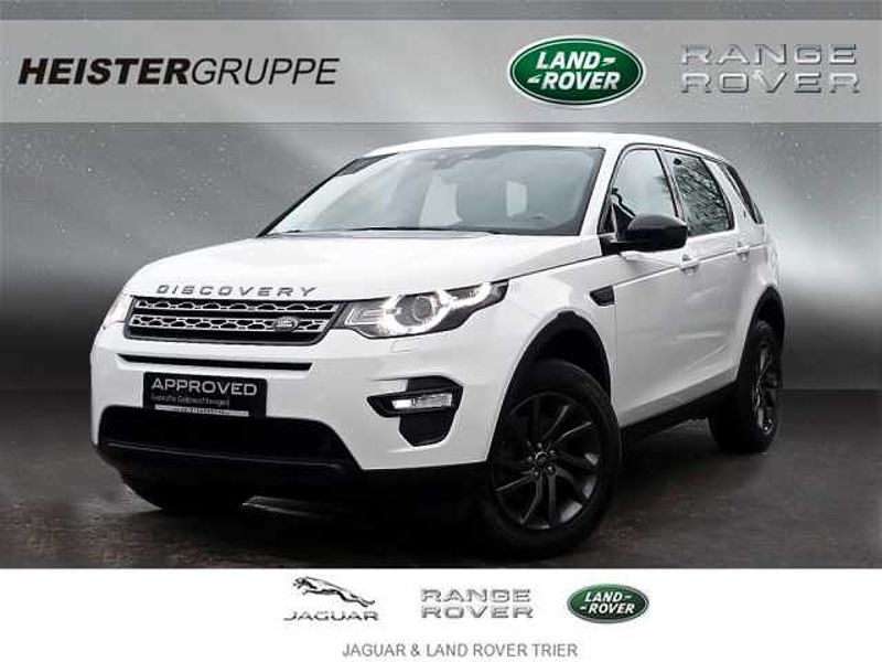 Land Rover Discovery Sport TD4  Pure *APPROVED*