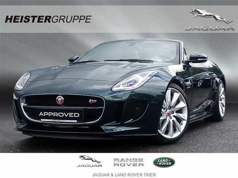 Jaguar F-Type Cabriolet AWD  S *APPROVED*